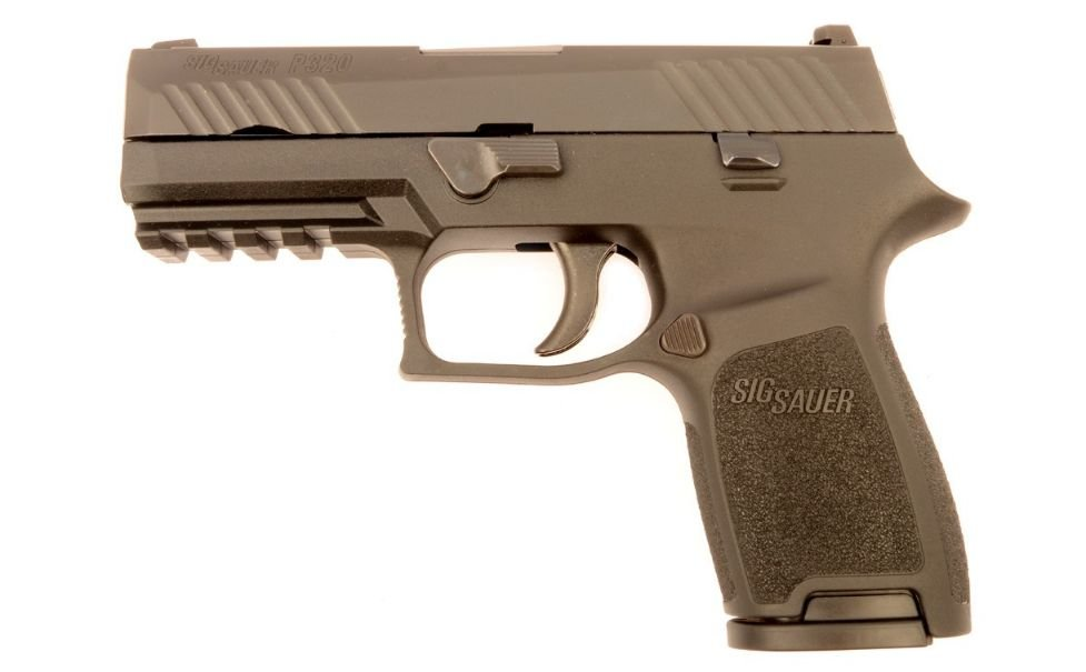 Is Sig Sauer's P320 the Ultima...