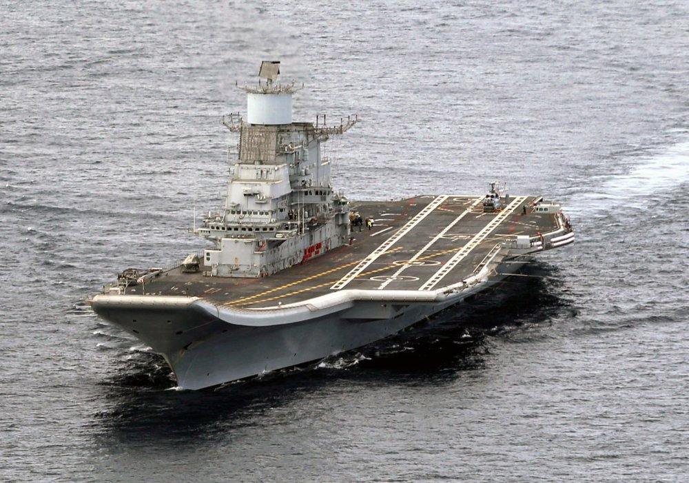 New Aircraft Carrier 2020 India's First Homegrown Aircraft Carrier Will Join the Navy by the