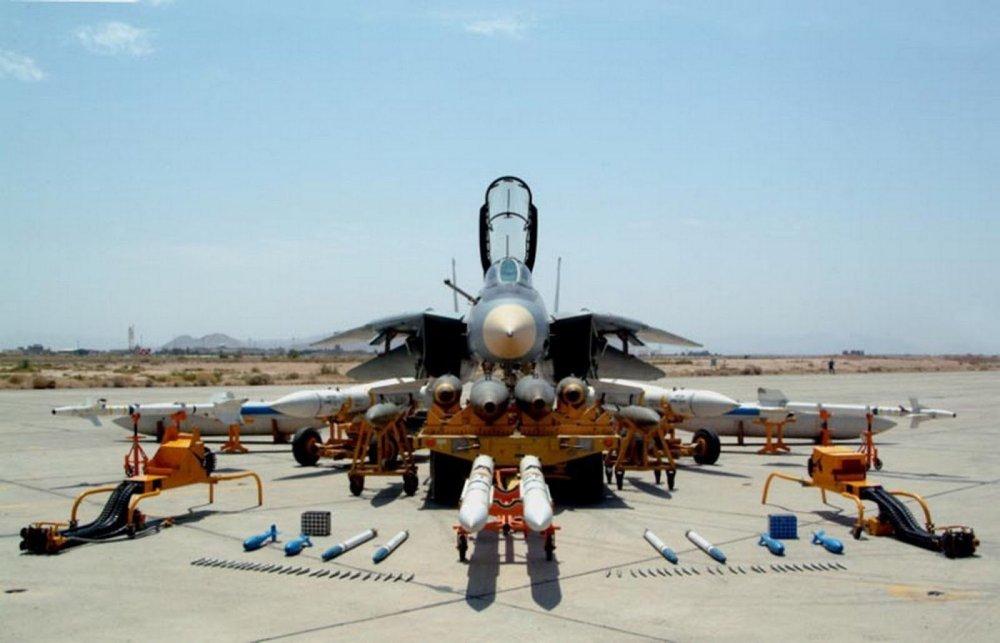 O Top Gun de Teerã: como os F-14 Tomcats da velha escola continuam voando no Irã