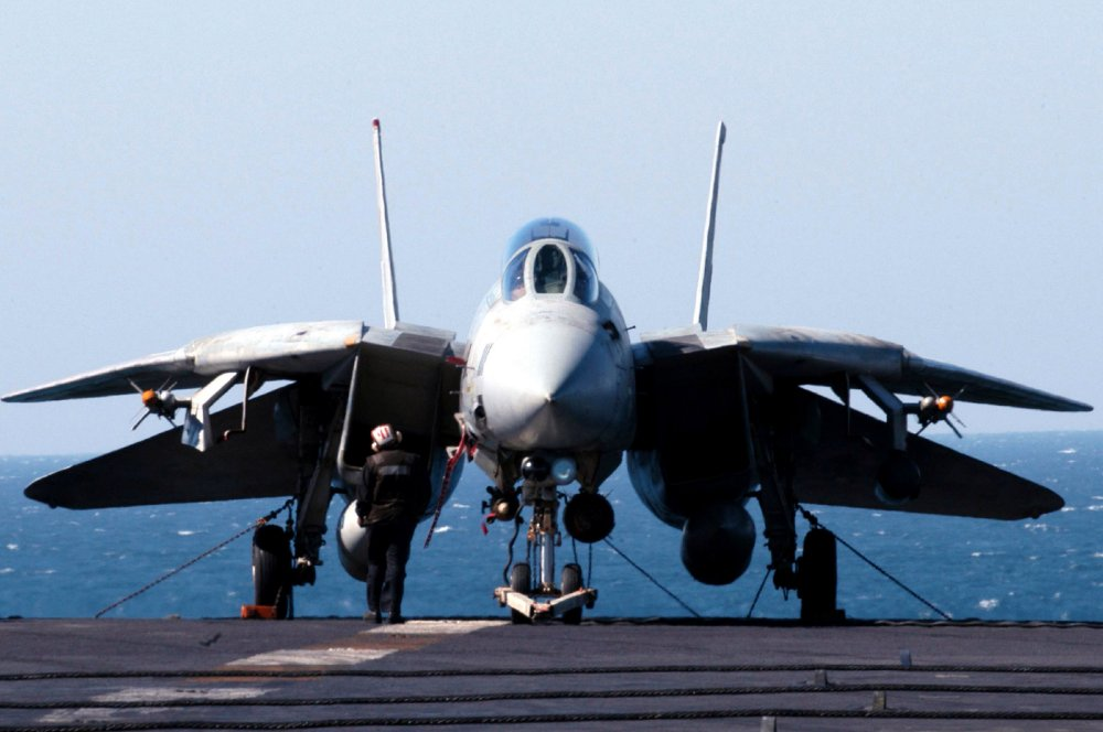Forget the F-35 or F/A-18: Why the Navy Misses the F-14 Tomcat (The