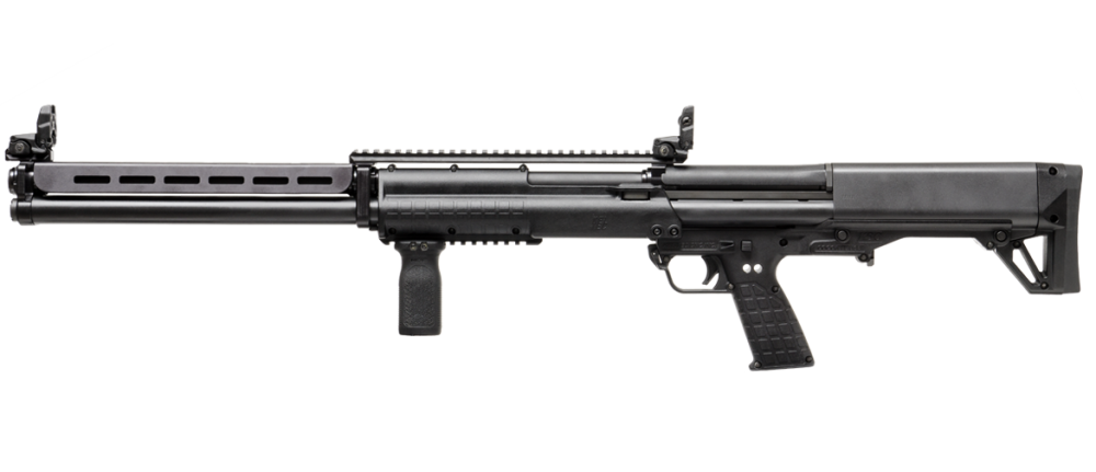 Introducing Kel-Tec's KSG-25: The Best Shotgun on the Planet