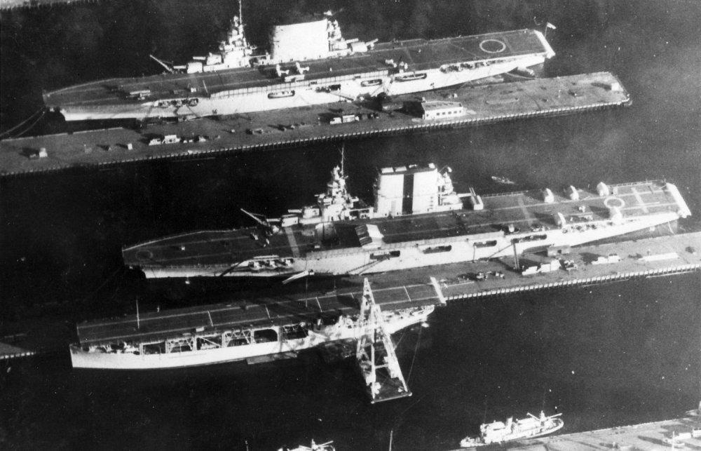 How The Death Of 1 U S Navy Aircraft Carrier Helped Win World War