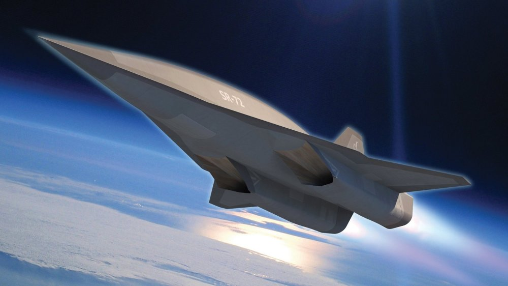 SR-72: How the Mad Scientists at Skunk Works are Building a