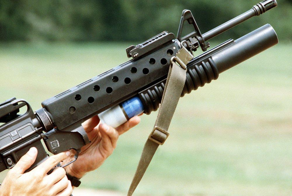 Ukraine's Plan to Manufacture U S  M16 Combat Rifles Hits a