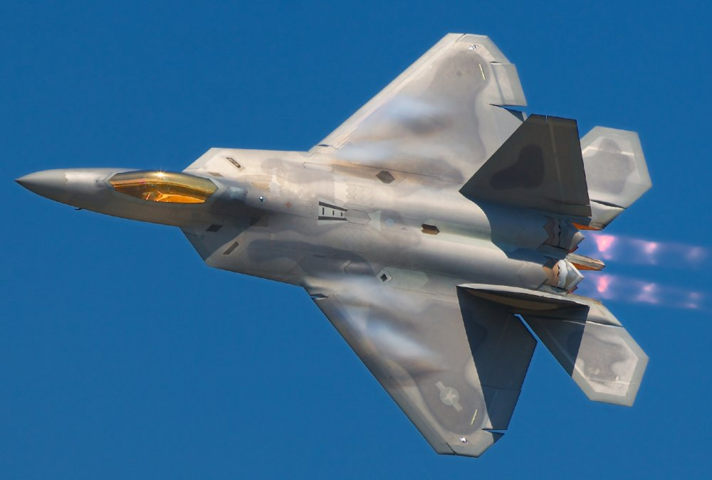 The Reason No One Can Kill an F-22 or F-35: