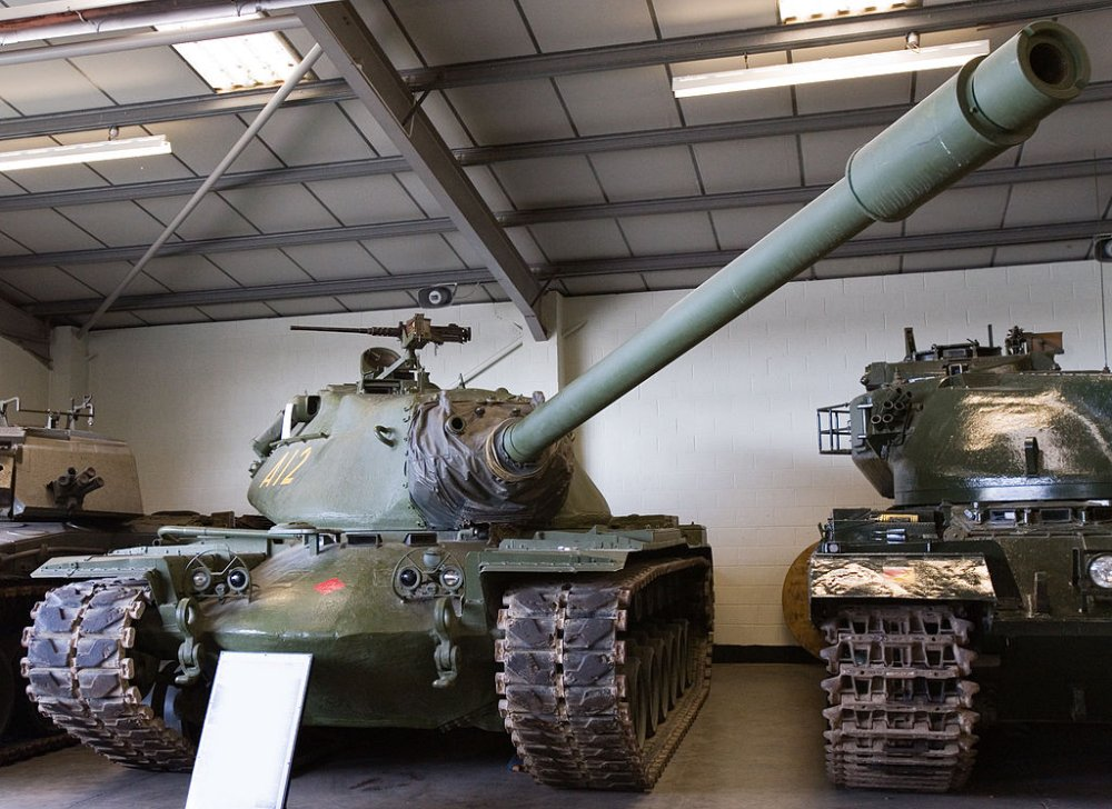 The M103 Was America's Tiger Tank | The National Interest