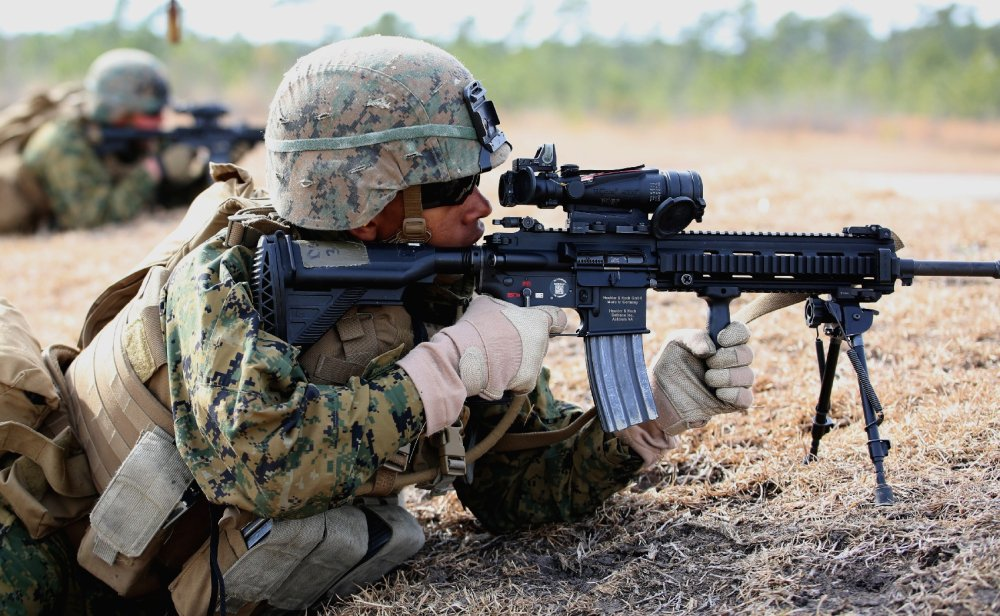 The Marines $150 Million Rifle: What Is the Heckler & Koch