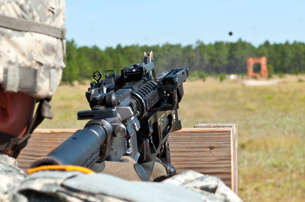 Heckler & Koch Makes Deadly Firearms  But Their Grenade Launchers