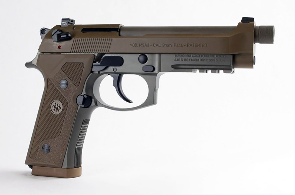 The Beretta M9A3: The Gun the Army Didn't Want | The