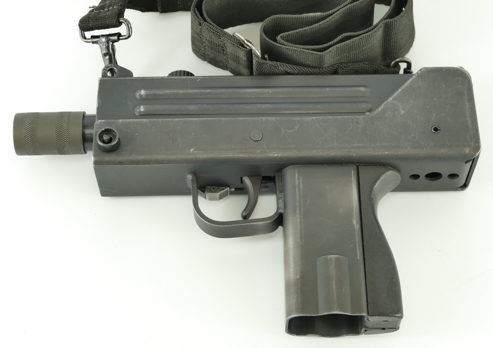 The MAC-10 Submachine Gun Was a Terror in the Movies (Just