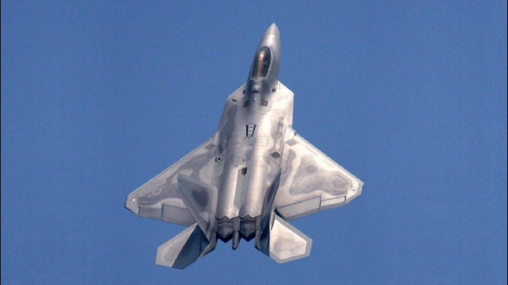 Raptors Armed with Lasers? Air Force F-22s Could Get Some Serious