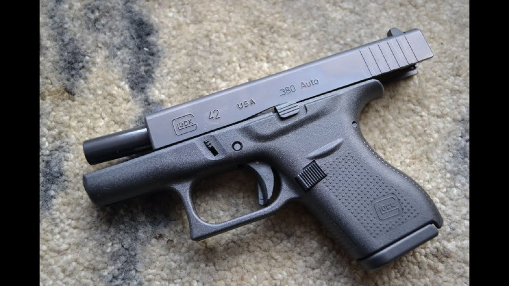 Why the Glock 42 Is One Tough (But Small) Gun | The National