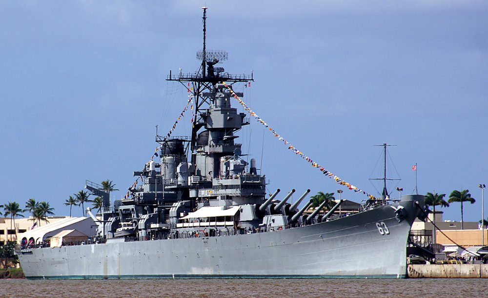 Why the USS Missouri is Easily the Most Famous Battleship of