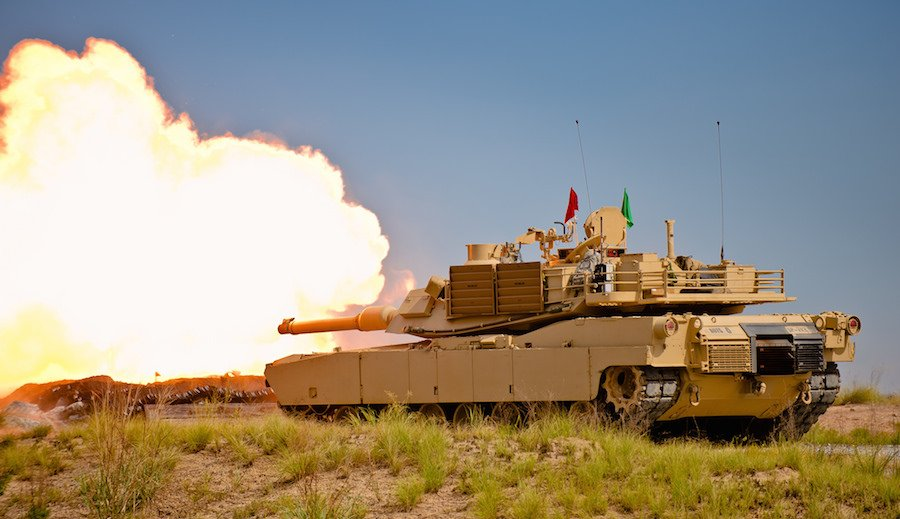 Why Nobody Wants to Fight America's Tanks: Uranium
