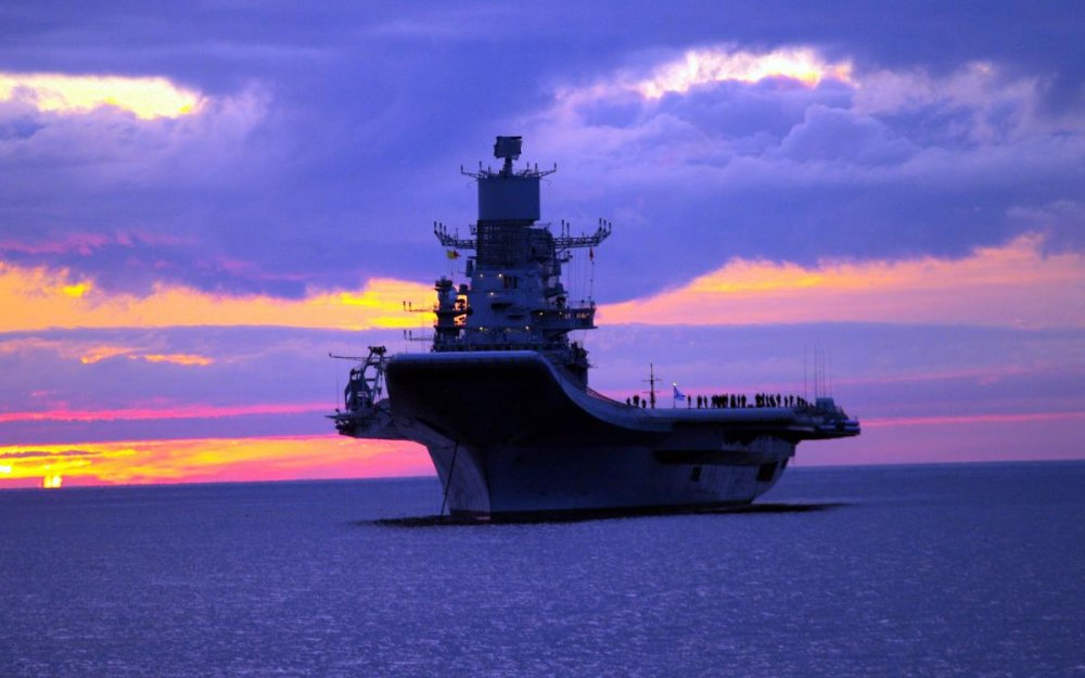India Is Building Its Own Aircraft Carriers Now (And It's All