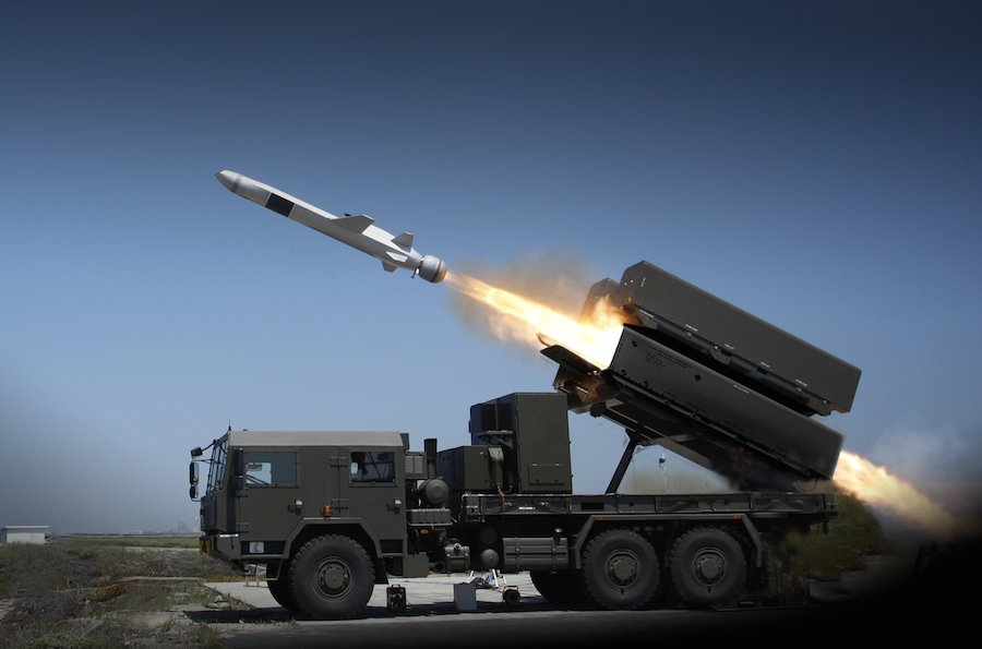 How Norway Is Building One of the World's Most Lethal Missiles (And