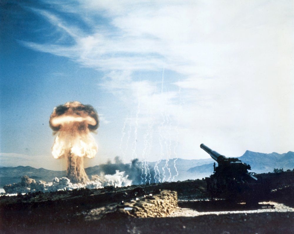 Blast from the Past: Are Mini-Nukes Making a Comeback? | The