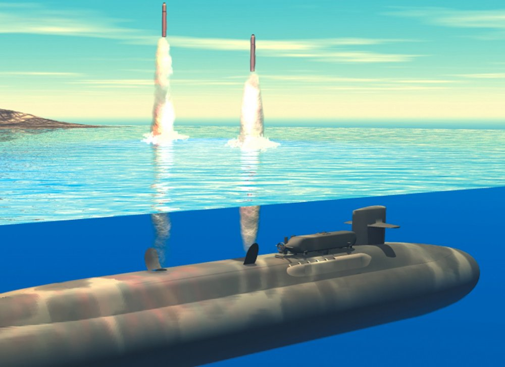 This Old U.S. Navy Nuclear Submarine Could Nuke 24 Cities ...
