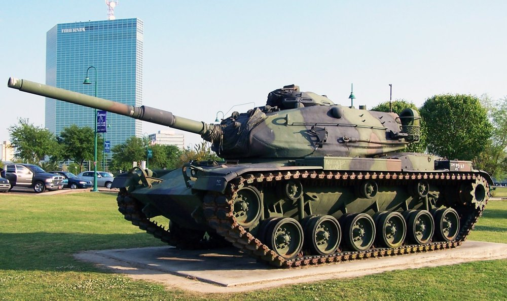 Revealed: The Old American Tank Taiwan Is Modernizing to