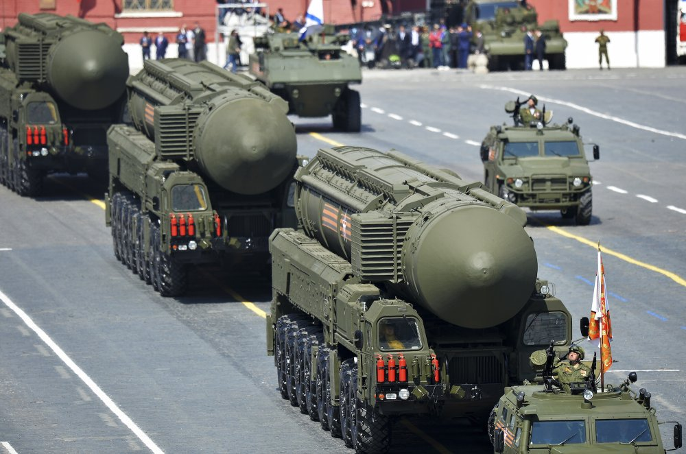 Forget North Korea: Russia Is Now Building EMP Weapons | The