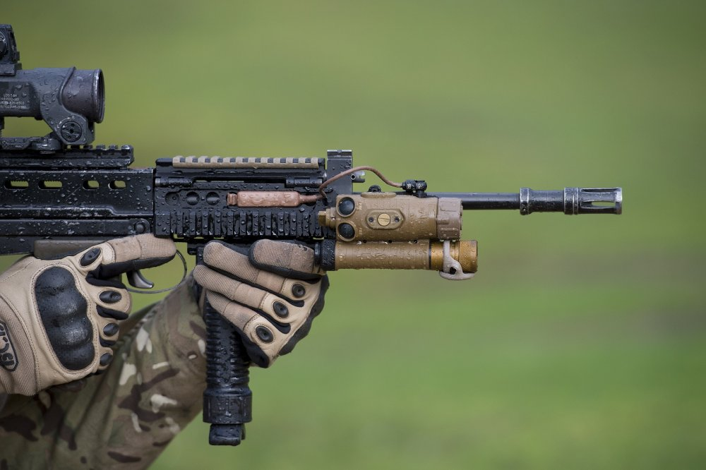 Meet the L85A1L Rifle: It Could Have Been Among the Best on