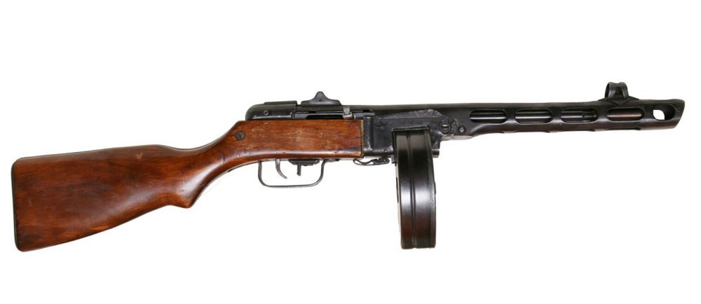 PPsH-41 Submachinegun: The Weapon Russia, China and North Korea All