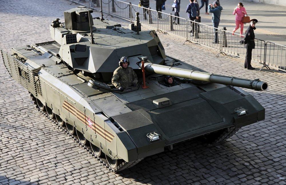 Tank War: Russia's Deadly Armata Tank vs  Israel's Merkava (Who Wins