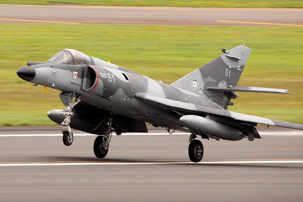 The Fighter Plane That Terrorized Great Britain During the Falklands