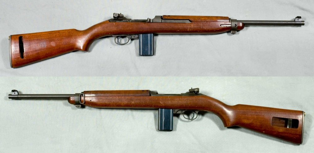 The M2 Carbine: America's First Assault Rifle? | The