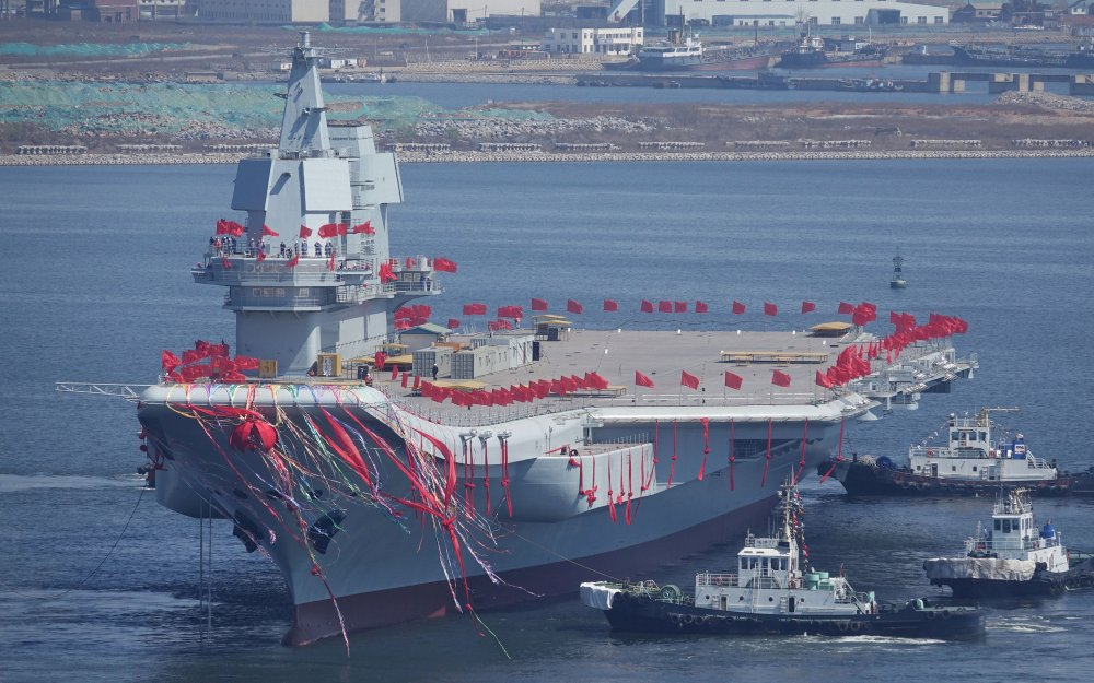 CIA Analyst: China Poses a Greater Threat than Russia   The