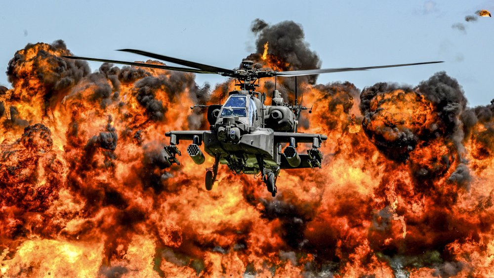 U S  Military Helicopters Will Soon Be Able to Blast