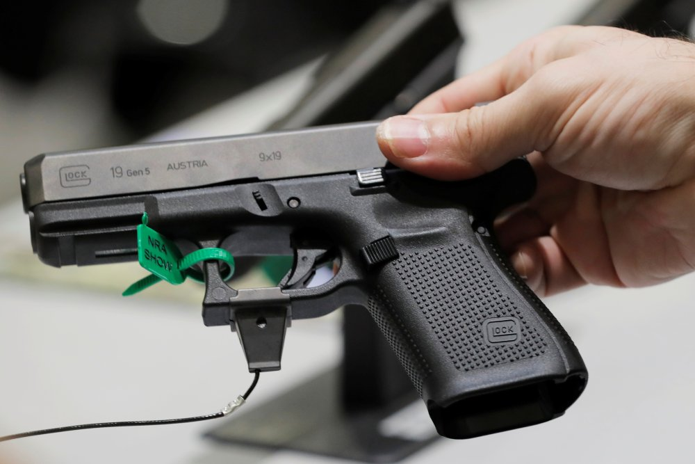 Now You Can Make Your Own Glock or 1911A Pistol at Home  Here's How