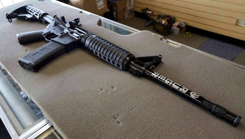 Homemade AR-15: I Built a Semi-Automatic Rifle in My Kitchen | The