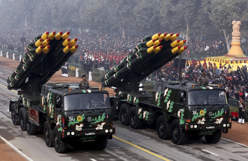 A War Between India and Pakistan: Nuclear Weapons Could Fly