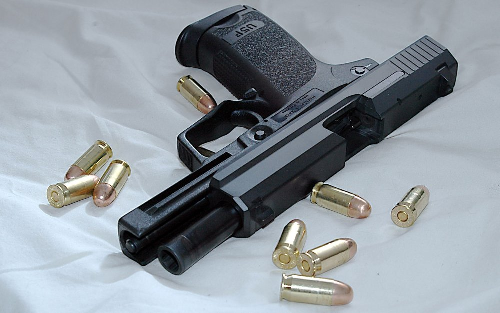 Why the Glock 21 and HK45 Are 2 of the Best  45 Caliber Guns