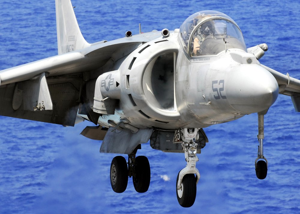 Germany Tried to Build Its Own Version of the Harrier Jump