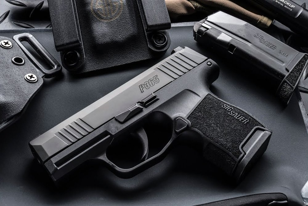 The Sig Sauer P365: The Ultimate Semi-Automatic Gun? | The