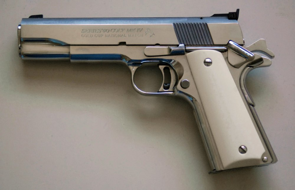 Why the M1911 Pistol Might Be the Best Gun of All Time (Even at over