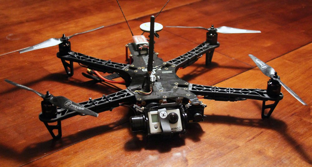 A Terrorist's Dream: How Twitter and Toy Drones Could Kill a