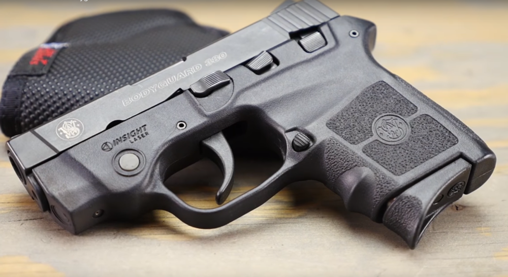 Why the Smith & Wesson M&P Bodyguard  380 Is Tough to Beat