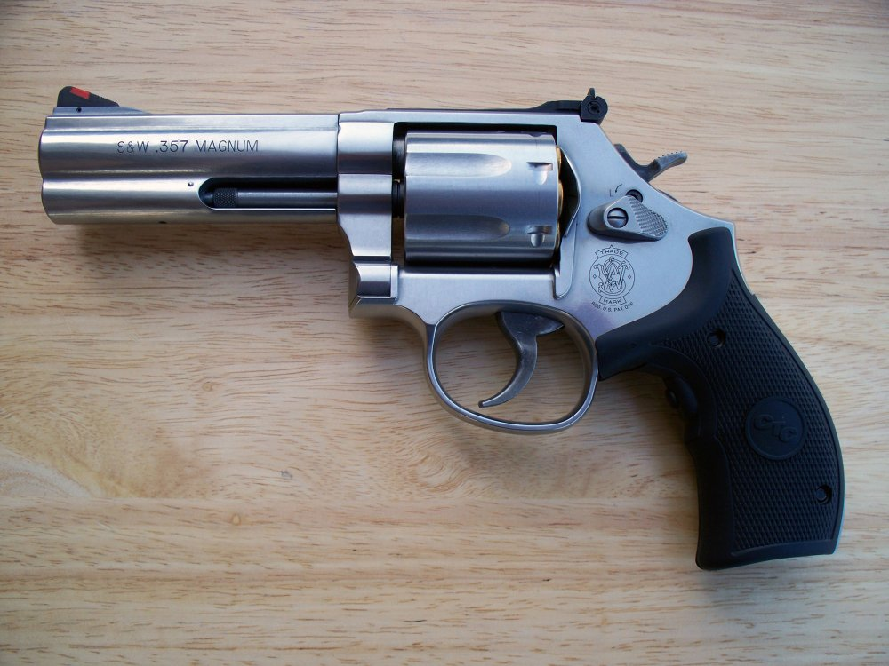 The 5 Best Revolvers (Ruger and Smith & Wesson Made the Cut