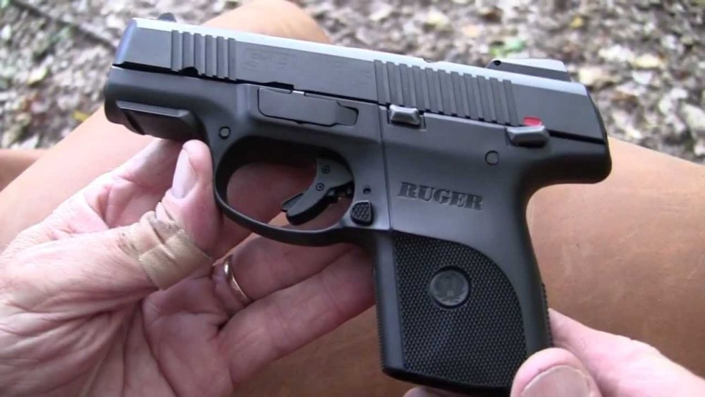 Meet the Ruger SR40c: The Most Powerful Compact Pistol On