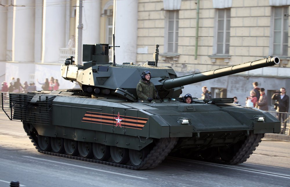 The Army Wants to Destroy a Tank (without Destroying a City