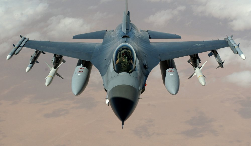 Here Comes the F-16V (Thanks to F-22 and F-35 DNA) | The