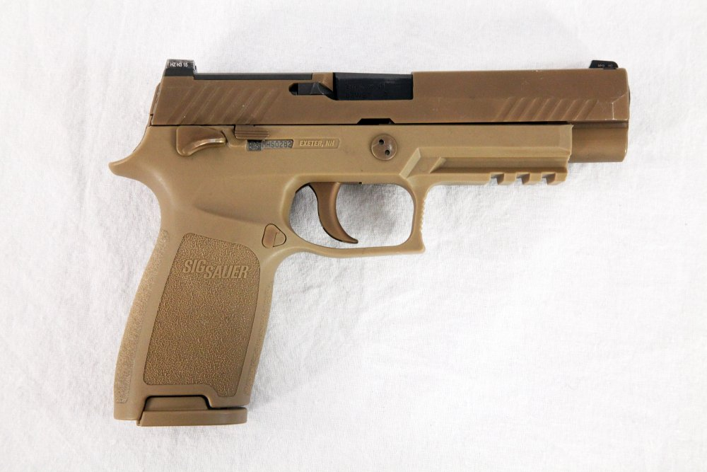 The Sig Sauer P-320 X-Carry: Super Gun or Paper Tiger? | The