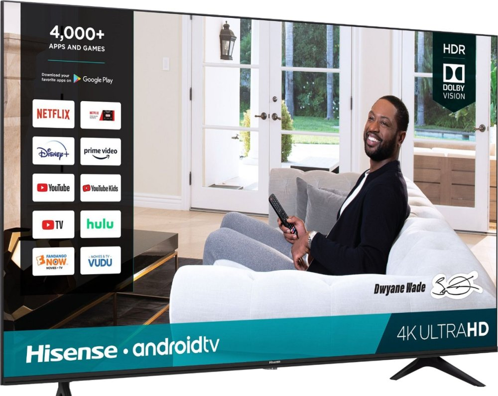 Act Fast Hisense S 75 Inch H65 Series 4k Tv Now 25 Off At Best Buy The National Interest