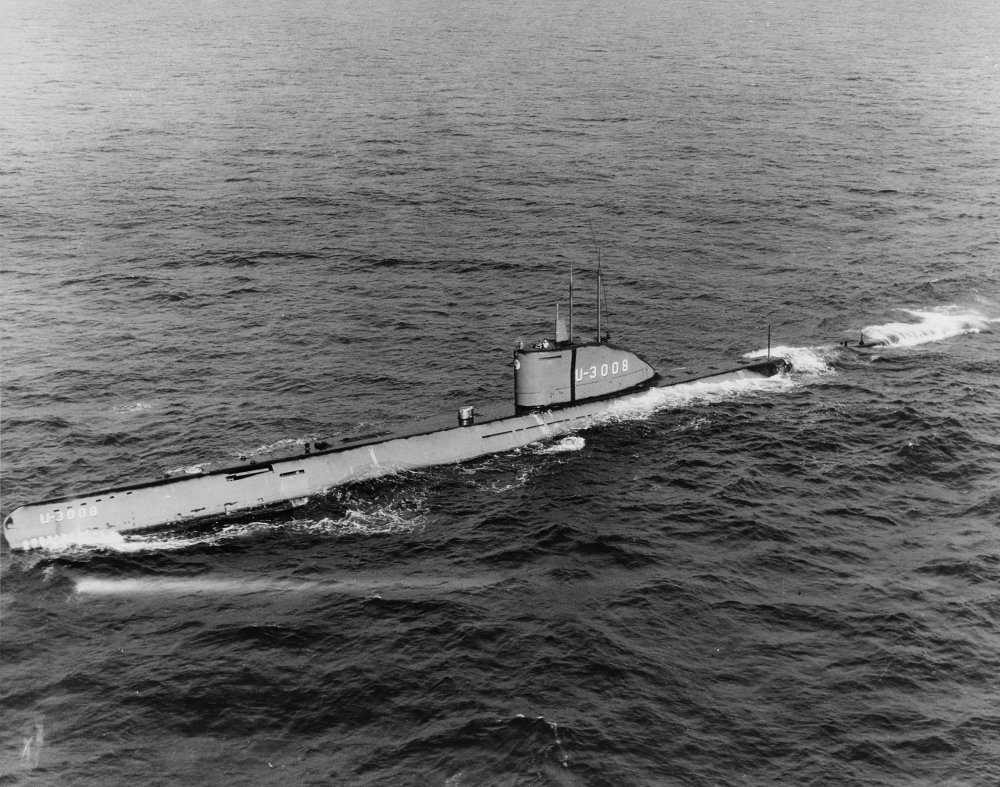 Hitler Built a World War II Submarine That Was Revolutionary  It