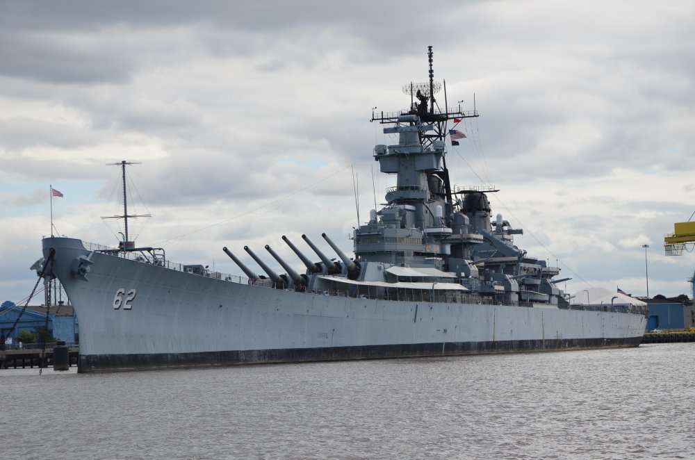 Battleships Once Ruled the Oceans (Here Are the 5 Best That