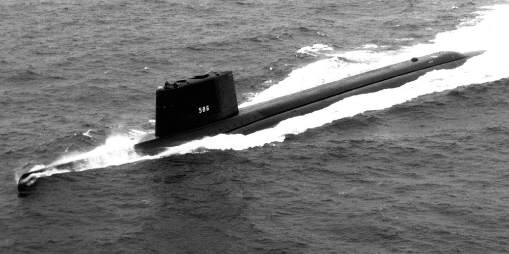 This US Navy Super Submarine Made History Thanks to A Very
