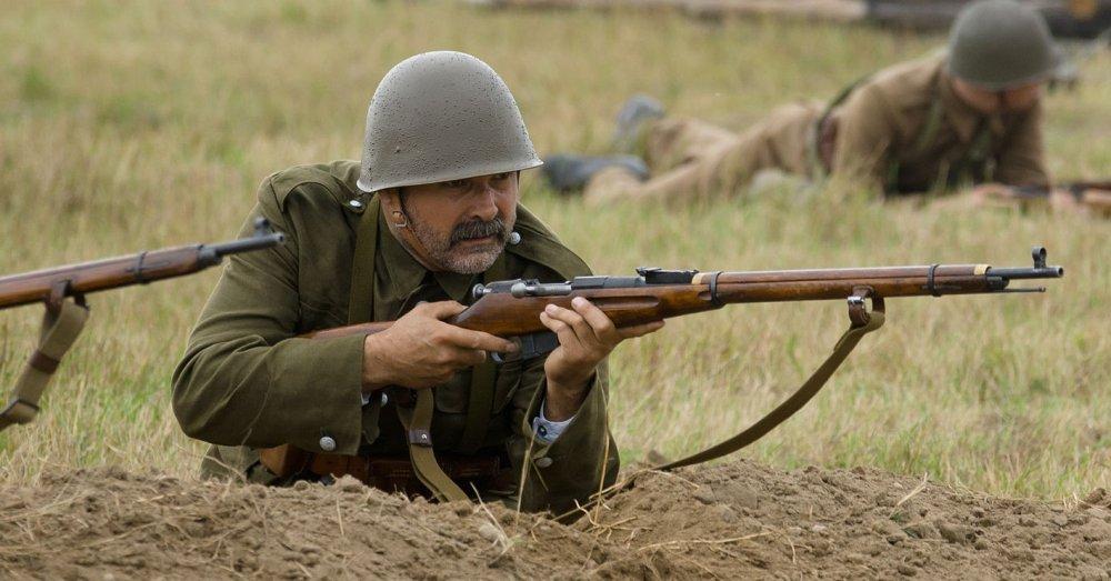 The Mosin-Nagant: The Russian Sniper Rifle Nazi Germany